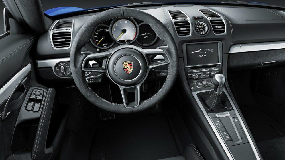 Porsche Steering Wheels & Part