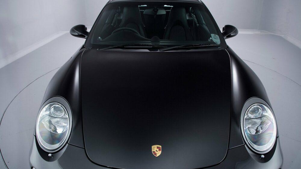 Porsche Bonnets