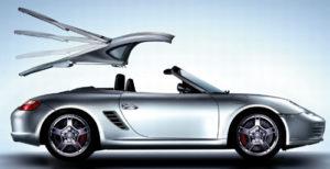 Porsche Hardtops