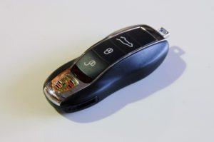 Porsche Keyrings and Keyfobs