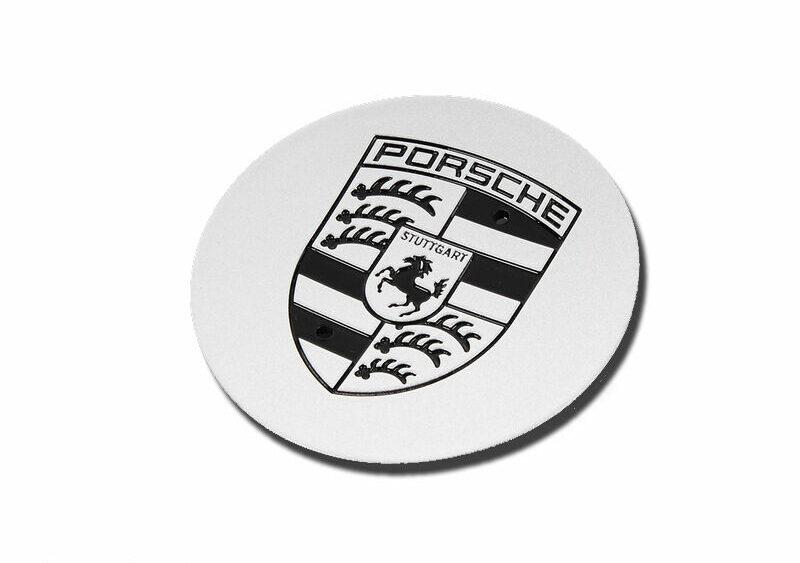 Porsche Wheel Centre Caps