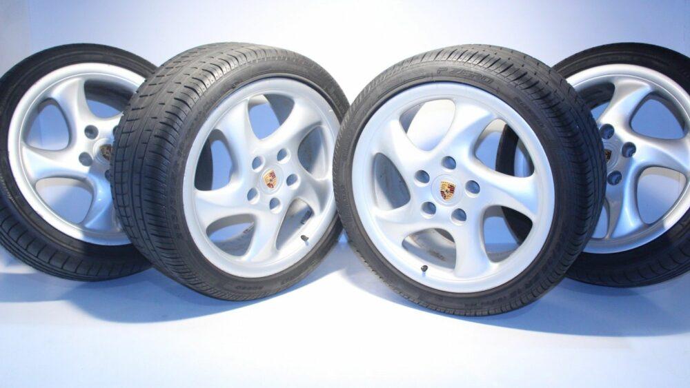 Porsche Wheels and Tyres